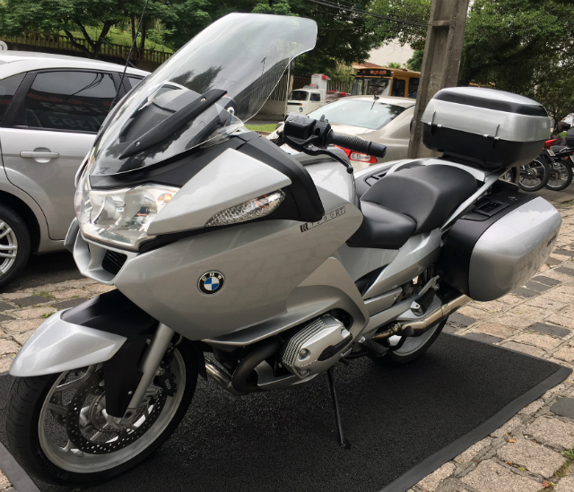 bmw r 1200 rt 2008 r. Black Bedroom Furniture Sets. Home Design Ideas